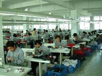 上海嘉XX服装厂案例