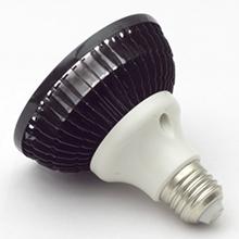 GEO-PAR30(9W-12W)黑色射灯