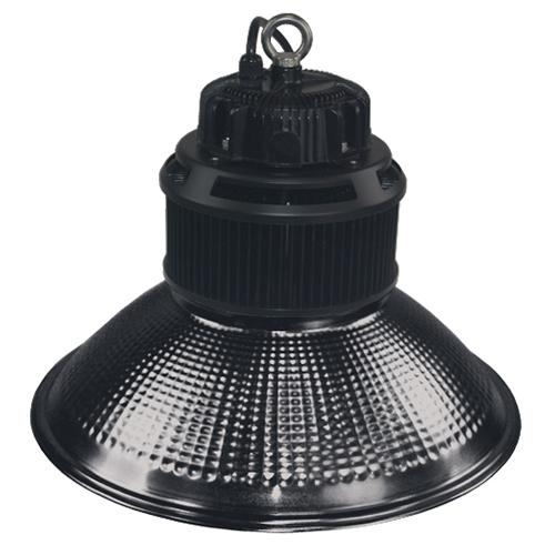 圆形冷锻LED工矿灯100W