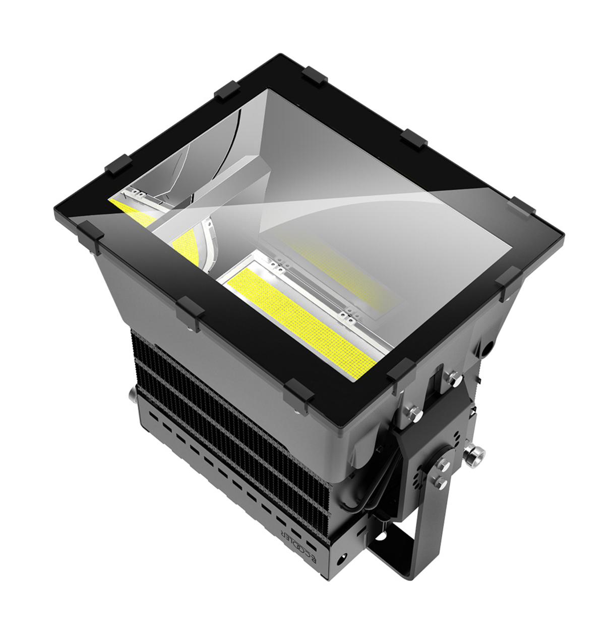 超大功率LED工矿灯1000w