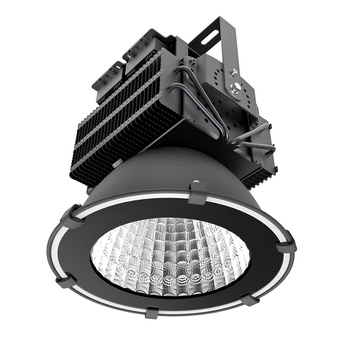 超大功率LED工矿灯500w