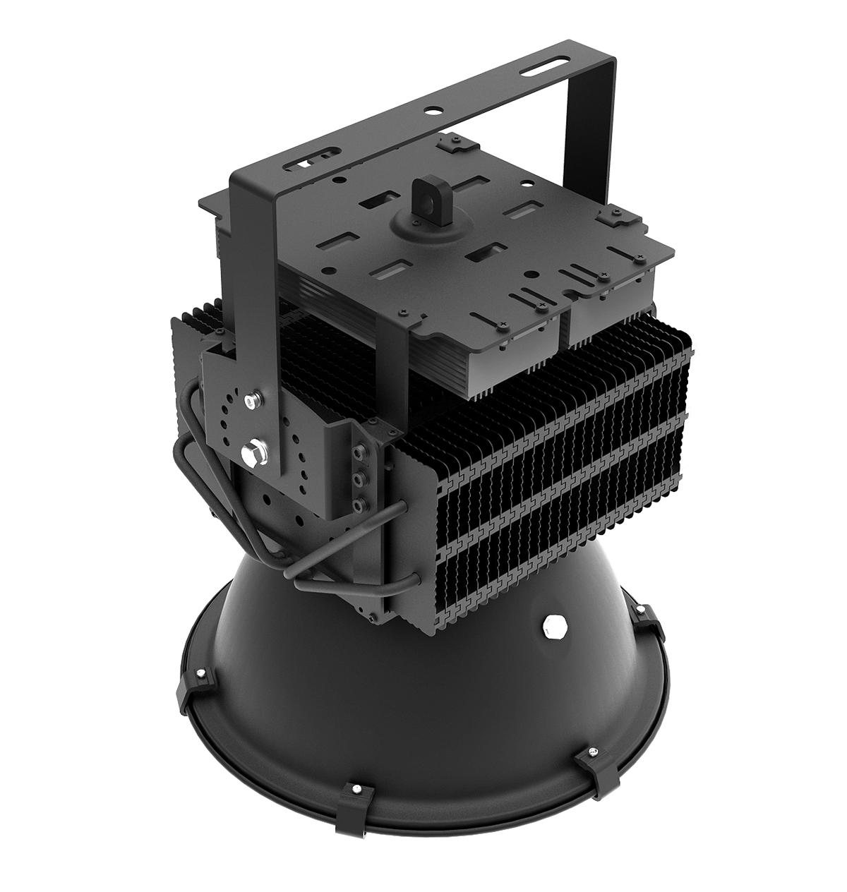 超大功率LED工矿灯300W