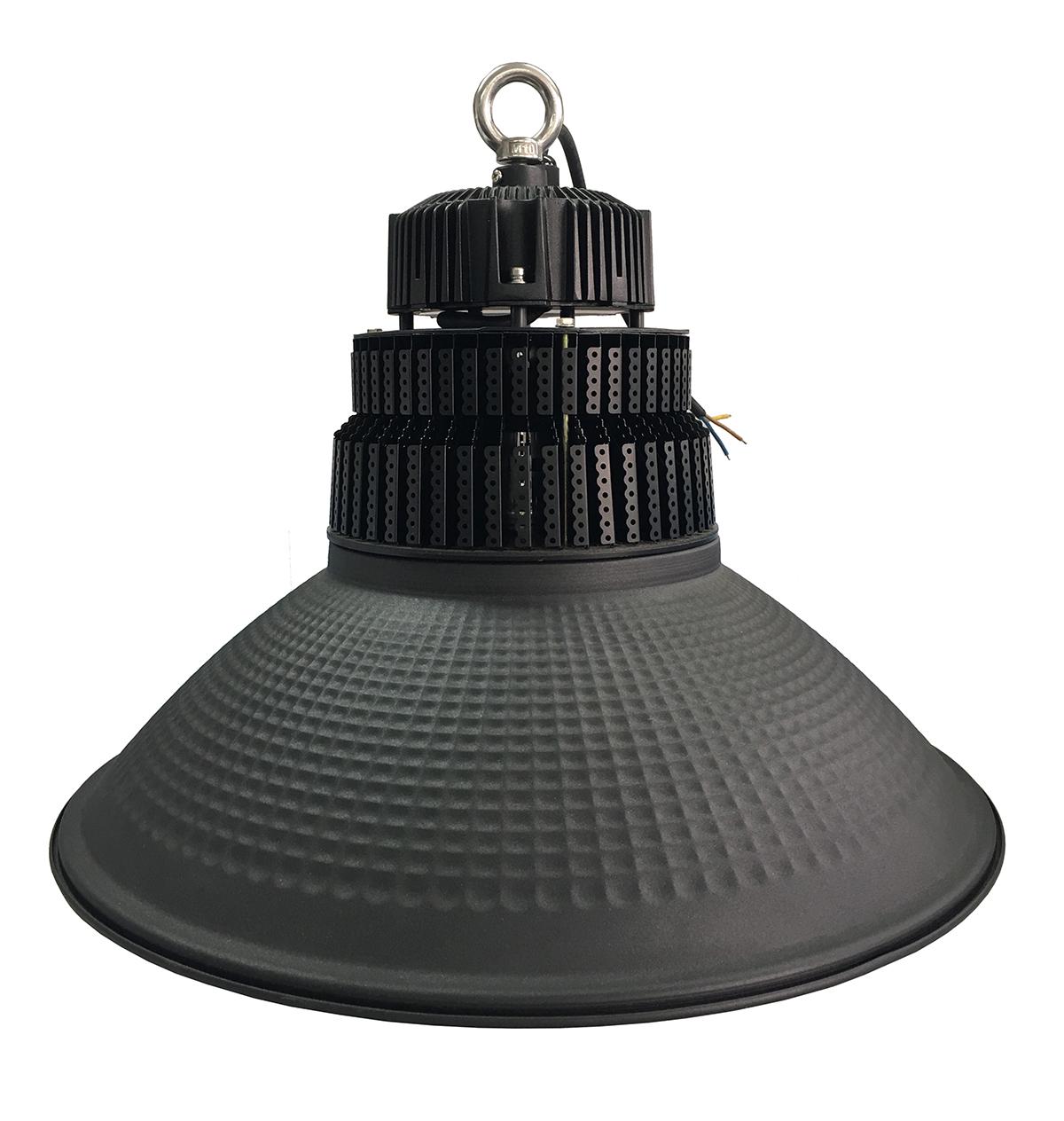 圆形鳍片LED工矿灯100W