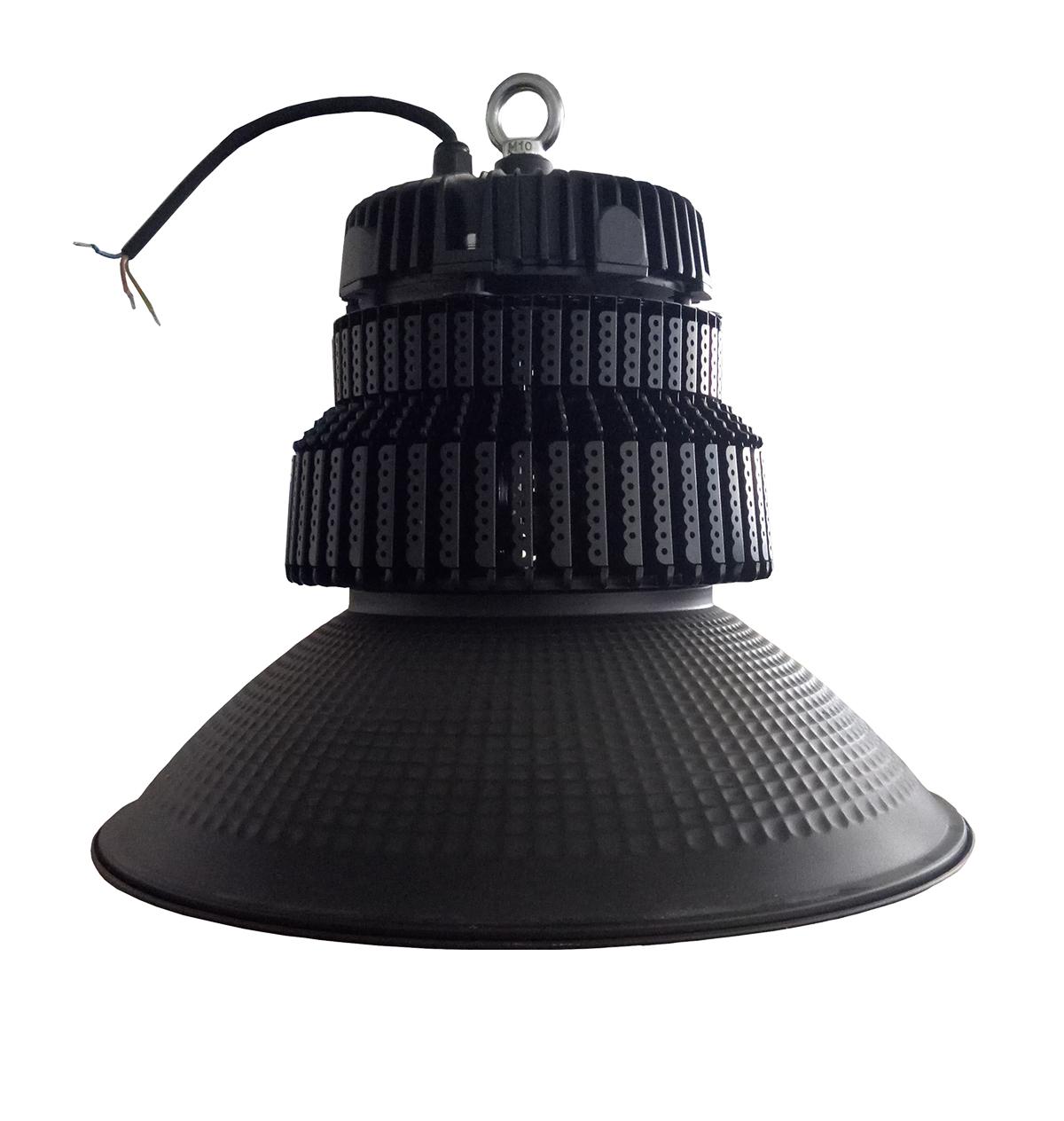 圆形鳍片LED工矿灯200W